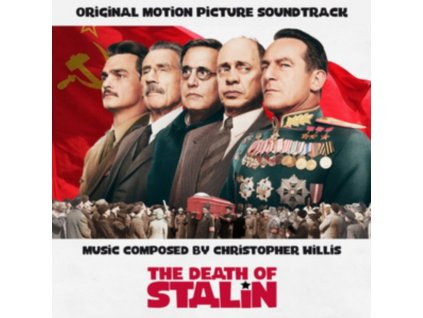 CHRISTOPHER WILLIS - The Death Of Stalin - OST (CD)