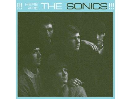 SONICS - Here Are The Sonics (LP)