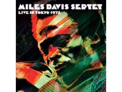MILES DAVIS SEPTET - Live In Tokyo 1973 (LP)