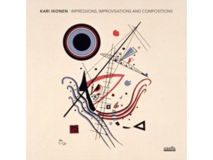 KARI IKONEN - Impressions. Improvisations And Compositions (LP)
