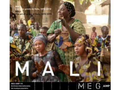 VARIOUS ARTISTS - Mali. The Art Of Griots Of Kel (LP)