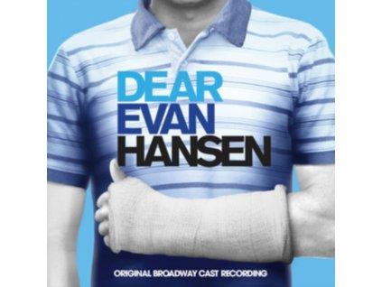 ORIGINAL SOUNDTRACK / VARIOUS ARTISTS - Dear Evan Hansen (Original Broadway Cast Recording) (LP)