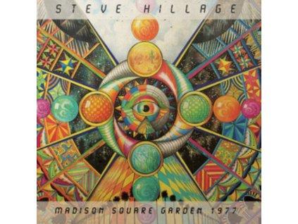 STEVE HILLAGE - Madison Square Garden 1977 (LP)