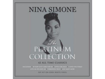 NINA SIMONE - Platinum Collection (White Vinyl) (LP)