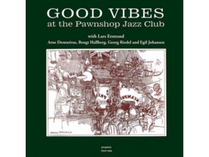 VARIOUS ARTISTS - Good Vibes At The Pawnshop (LP)
