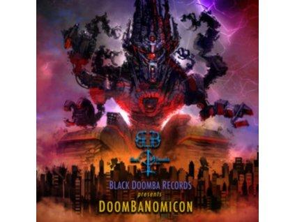 DOOMBANOMICON - Various Artists (LP)