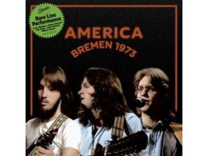 AMERICA - Live In Bremen. 1973 (Green Vinyl) (LP)