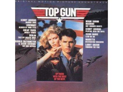 ORIGINAL SOUNDTRACK - Top Gun (CD)