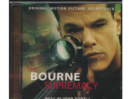 ORIGINAL SOUNDTRACK / JOHN POWELL - The Bourne Supremacy (CD)