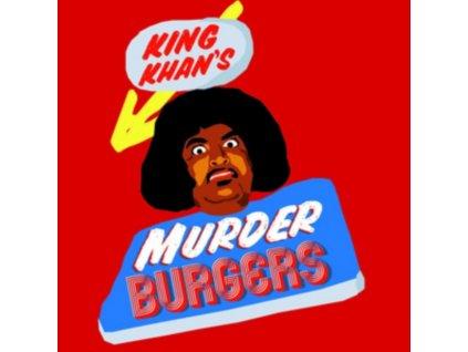 KING KHAN & THE GRIS GRIS - Murderburgers (LP)