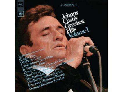 JOHNNY CASH - Greatest Hits Volume 1 (LP)