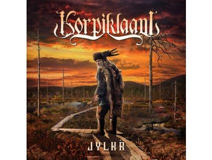 KORPIKLAANI - Jylha (Side D Silk-Printed) (LP)