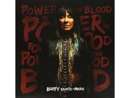 BUFFY SAINTE-MARIE - Power In The Blood (LP)