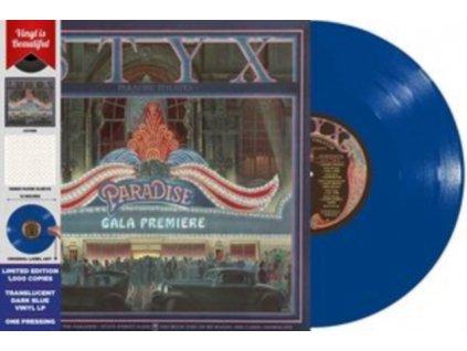 STYX - Paradise Theatre (Blue Vinyl) (LP)