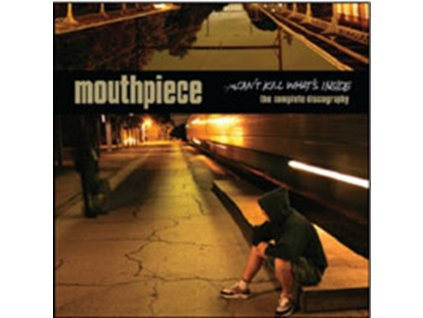 MOUTHPIECE - CanT Kill WhatS Inside (LP)