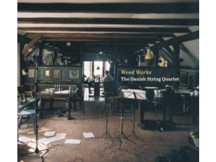 DANISH STRING QUARTET - Wood Works (LP)