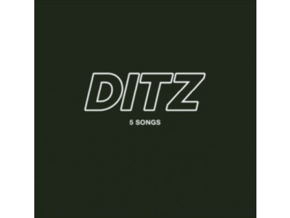 DITZ - 5 Songs (LP)