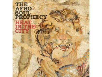 AFRO SOUL PROPHECY - Heat In The City (LP)