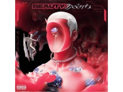 CHASE ATLANTIC - Beauty In Death (Black/Red Vinyl) (LP)