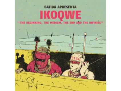 IKOQWE - The Beginning. The Medium. The End And The Infinite (LP)