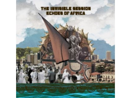 INVISIBLE SESSION - Echoes Of Africa (LP)
