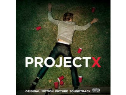VARIOUS ARTISTS - Project X - OST (LP)