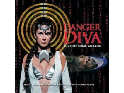MEGAN REMY AND THUND - Danger Diva - OST (LP)