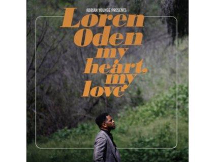 LOREN ODEN - Adrian Younge Presents Loren Oden: My Heart My Love (LP)