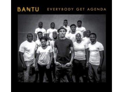 BANTU - Everybody Get Agenda (LP)