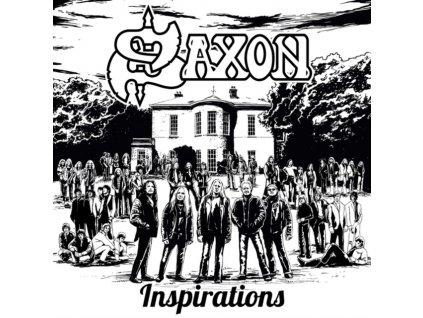 SAXON - Inspirations (LP)