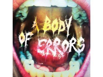 LUIS VASQUEZ - A Body Of Errors (LP)