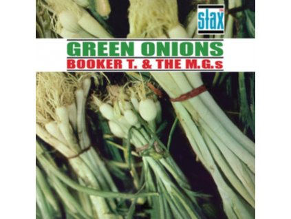 BOOKER T. & THE M.G.S - Green Onions (LP)