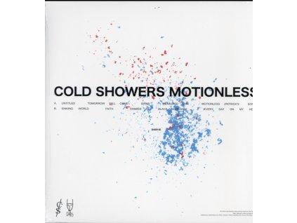COLD SHOWERS - Motionless (Clear Blue Vinyl) (LP)