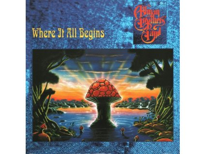 ALLMAN BROTHERS BAND - Where It All Begins (LP)