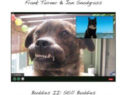 FRANK TURNER & JON SNODGRASS - Buddies Ii: Still Buddies (LP)
