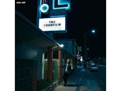 NIGHT SHOP - The Fountain (LP)