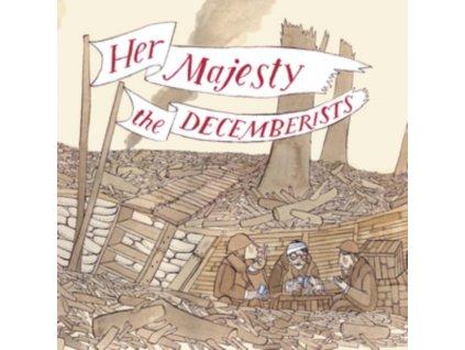DECEMBERISTS - Her Majesty The Decemberists (LP)