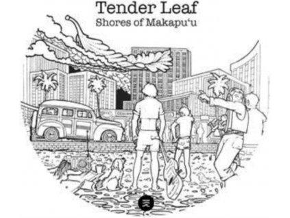 "TENDER LEAF - Shores Of Makapuu / Coast To Coa (7"" Vinyl)"