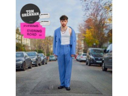 TOM GRENNAN - Evering Road (LP)