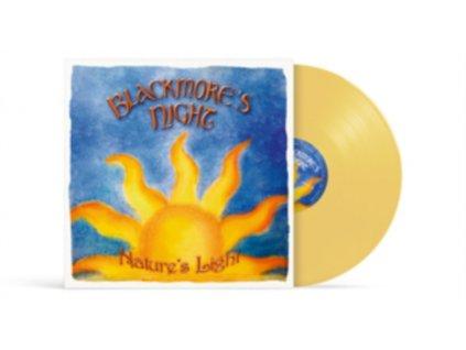 BLACKMORES NIGHT - Natures Light (Yellow Vinyl) (LP)
