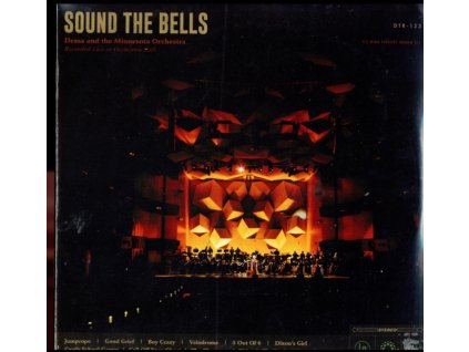 DESSA & THE MINNESOTA ORCHESTRA - Sound The Bells (LP)