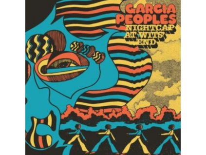 GARCIA PEOPLES - Nightcap At Wits End (LP)