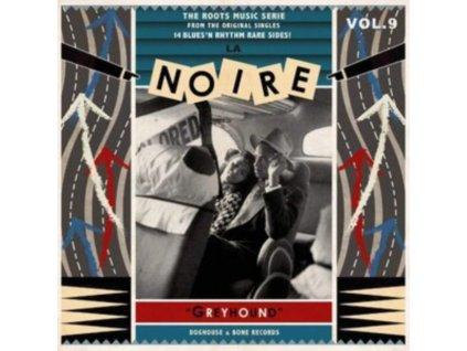 VARIOUS ARTISTS - La Noire 09 - Greyhound (LP)