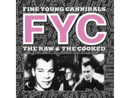 FINE YOUNG CANNIBALS - The Raw & The Cooked (Coloured Vinyl) (LP)