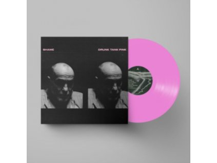 SHAME - Drunk Tank Pink (Opaque Pink Vinyl) (LP)