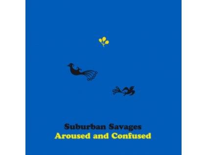 SUBURBAN SAVAGES - Demagogue Days (Limited Coloured Vinyl) (LP)