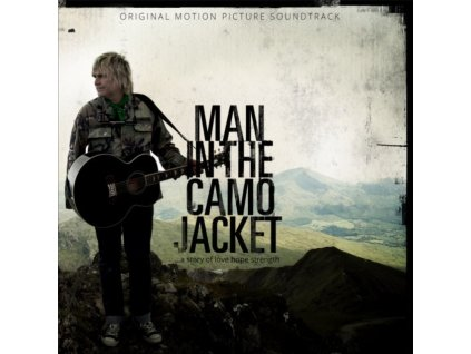 MIKE PETERS - Man In The Camo Jacket (LP)