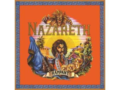 NAZARETH - Rampant (LP)