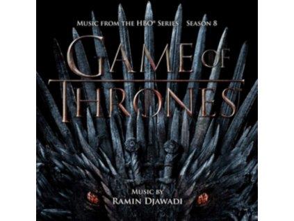 ORIGINAL TV SOUNDTRACK / RAMIN DJAWADI - Game Of Thrones: Season 8 (LP)