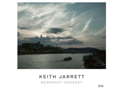 KEITH JARRETT - Budapest Concert (LP)